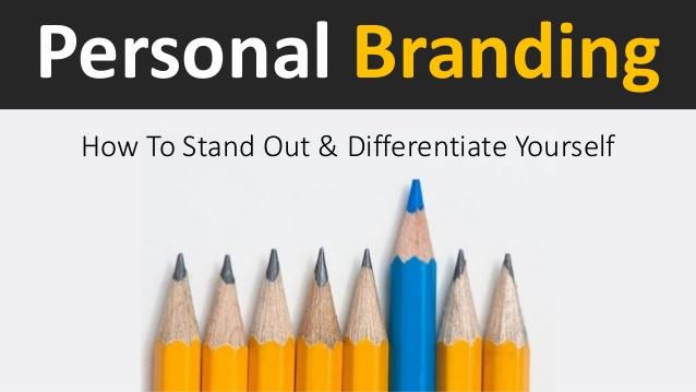 personal branding and digital marketing
